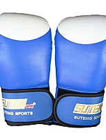 for Boxing Full-finger Gloves Wearable Breathable Softness Lightweight Durable PU Leather Leather