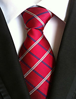 Men's Polyster Neck Tie,Striped Striped All Seasons