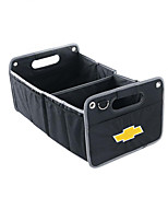 Vehicle Trunk Car Organizers For Chevrolet All years Fabrics