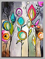 Multicolored Growth Modern Artwork Wall Art for Room Decoration