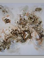 Peint à la main Abstrait Artistique Un Panneau Toile Peinture à l'huile Hang-peint For Décoration d'intérieur