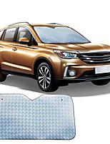 Automotivo Parasóis & Visores Para carros Visores de carro Para Todos os Anos Alúminio