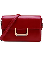 Women Bags All Seasons PU Shoulder Bag for Casual Office & Career Black Red Blushing Pink Light Grey
