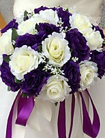 Wedding Flowers Bouquets Wedding Silk 9.84(Approx.25cm) Wedding Accessories