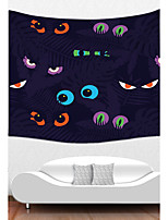 Wall Decoration Polyester Halloween Theme Contemporary Wall Art Wall Tapestries