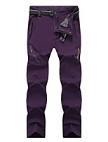 Per donna Pantaloni da escursione Asciugatura rapida Traspirabilità Resistente ai raggi UV Leggero Pantalone/Sovrapantaloni per Caccia