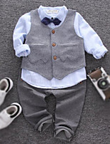 Boys' Solid Sets,Others Fall Clothing Set