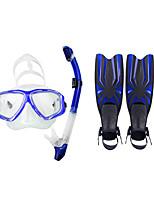 snorkeling pacchetti immersioni pinne immersioni maschere pacchetti subacquei snorkeling impermeabile subacquea / snorkeling nuoto pvc