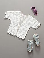 Mädchen Bluse Andere Polyester Sommer