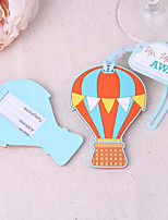Luggage Tag Wedding Wedding Silica Gel 8*8 1