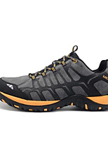 Running Shoes Mountaineer Shoes Men's Anti-Slip Rain-Proof Wearable Breathability Leisure Sports Low-Top Cowhide Rubber Hiking Running