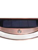 ds-3688 luce solare esterna impermeabile del sensore di controllo della luce della lampada da parete