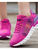 Running Shoes Mountaineer Shoes Women's Anti-Slip Rain-Proof Wearable Breathability Leisure Sports Low-Top Breathable Mesh Rubber Hiking