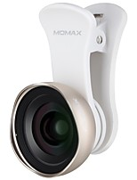 MOMAX Smartphone Camera Lenses 0.6X Wide Angle Lens for ipad iphone Huawei xiaomi samsung