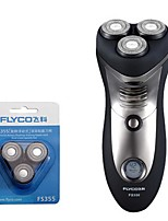 FLYCO FS356 Electric Shaver Razor Spare Head 100240V Quick Charging