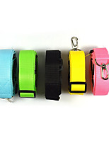 Hands Free Leash Portable Solid Nylon
