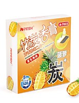 Car Perfume Ornament Pineapple  Cologne  Jasmine  Lemon  Peaches  Apple  Automotive Air Purifier