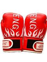 Boxing Training Gloves for Boxing Full-finger Gloves Keep Warm Protective Lightweight Leather