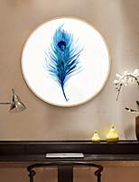 Animali Cartoni animati Fantasia Stampe con cornice cornice Art Decorazioni da parete,Legno Materiale con cornice For Decorazioni per la