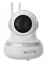 veskys® 1080p hd 2.0mp wifi Sicherheitsüberwachung ip Kamera / Wolke Speicher / Zweiweg Audio / Fernüberwachung / Nachtsicht