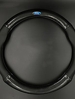 Automotive Steering Wheel Covers(Carbon Fiber)For Ford All years All Models