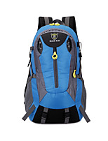 35 L Cell Phone Bag Backpacks Hiking Climbing Camping Wearable Breathability Oxford