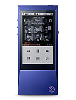 MP3Player64GB 3.5mm Anschluß Micro SD-Karte 64GBdigital music playerBerührungssensitiv