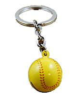 Balls Key Chain Toys Novelty Sphere Unisex Pieces