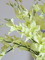 5 Une succursale Soie Fleur de Table Fleurs artificielles