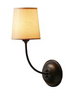 40 E12/E14 Einfach Modern/Zeitgenössisch Eigenschaft for Ministil,Ambientelicht Wandleuchte