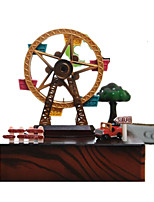 Spieluhr Windmühle Spielzeugautos Spielzeuge Quadratisch Windmühle 1 Stücke keine Angaben Valentinstag Geschenk