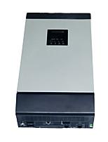 Onduleur solaire hybride sinusoïdal pure 1kva intégré 50a pwm contrôleur de charge solaire pour usage domestique ps-1k