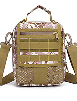 Men Bags All Seasons Nylon Shoulder Bag for Casual Outdoor Gray Dark Green Gray Green Army Green Khaki