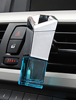 Car Air Outlet Grille Perfume  ChiTian Diamonds  Metal Material  Automotive Air Purifier