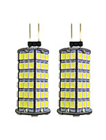 4W G4 LED à Double Broches 120 SMD 2835 320 lm Blanc Chaud Blanc 3000-3500/6000-6500 K DC 12 V
