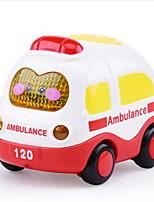 Обучающая игрушка Инерционная машинка Экипаж Машинки с инерционным механизмом Игрушечные машинки Машина скорой помощи Игрушки Летательный