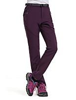 Per uomo Pantaloni impermeabili Antivento Anti-pioggia Zip impermeabile Traspirabilità Pantalone/Sovrapantaloni Pantaloni per