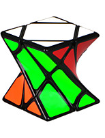 Zauberwürfel MFG2004 Glatte Geschwindigkeits-Würfel Alien Skewb Würfel Magische Würfel Kunststoff Zylinderförmig Geschenk