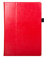 housse pour lenovo tab4 tab 4 10 tb-x304f tb-x304n cas funda tablette pu support en cuir coque