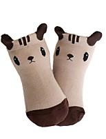 Unisex Socks & Stockings,Cross-Seasons 100% Cotton