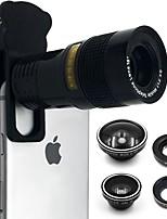lens per fotocamera smartphone camry 0.4x0.63x obiettivo a grandangolo 10x obiettivo macro a lunga durata 9x lunga obiettivo focale