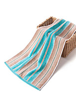 Wash Cloth,Stripe High Quality 100% Cotton Towel