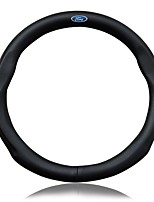 Automotive Steering Wheel Covers(Leather)For Ford All years Mondeo Ecosport Edge
