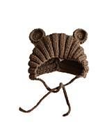 Kid Unisex Hats & Caps,Winter Polyster