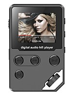 HiFiPlayer8GB 3.5mm Jack TF Card 128GBdigital music playerButton