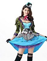 Fairytale Cosplay Costumes Adults' Halloween Festival/Holiday Halloween Costumes Fashion Vintage