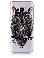 Case For Samsung Galaxy S8 Plus S8 Phone Case TPU Material Owl Pattern HD Phone Case S7 edge S7 S6 Edge S6 S5