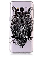 Fall für Samsung Galaxie s8 plus s8 Telefon Fall tpu Material Eule Muster hd Handy Fall s7 Kante s7 s6 Rand s6 s5
