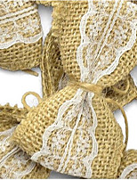 Jute Wedding Decorations-10 Wedding Valentine's Day