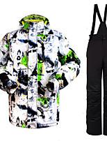 scarpa da sci / snowboard giacche invernali invernali indossano abiti invernali impermeabili / termici / caldi / antivento / isolati /